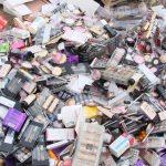 کشف ۱۶۳ میلیون لوازم آرایشی قاچاق در بردسکن