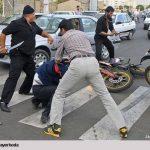 دستگیری ۲ شرور قمه به دست در مشهد