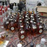 کشف ۳۱۰ هزار عدد انواع مواد محترقه و مشروبات الکلی