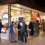 افتتاح «خیابان غذا» در مشهد