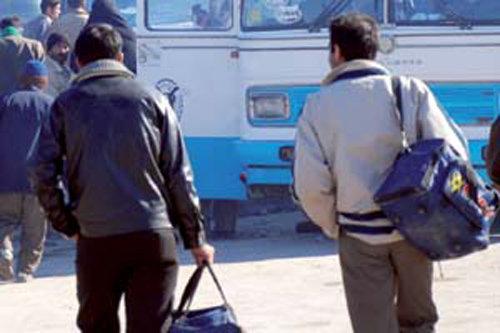 مهاجرت از روستاهای بخش مرکزی مشهد ادامه دارد