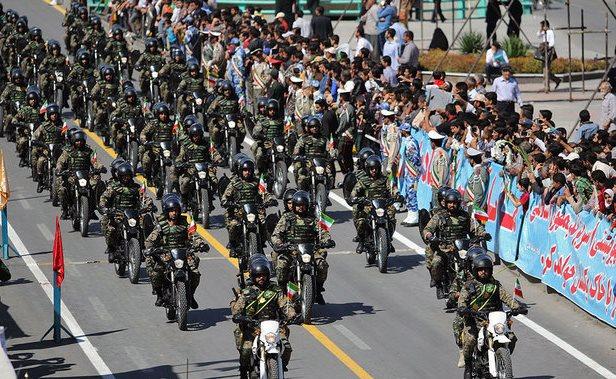تمهيدات ترافیکی مراسم رژه روز ارتش در مشهد