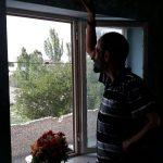 ۵۸ روز هبوط در پلهوایی فردوسی