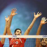 برنامه کامل بازی های ایران در لیگ ملت های والیبال