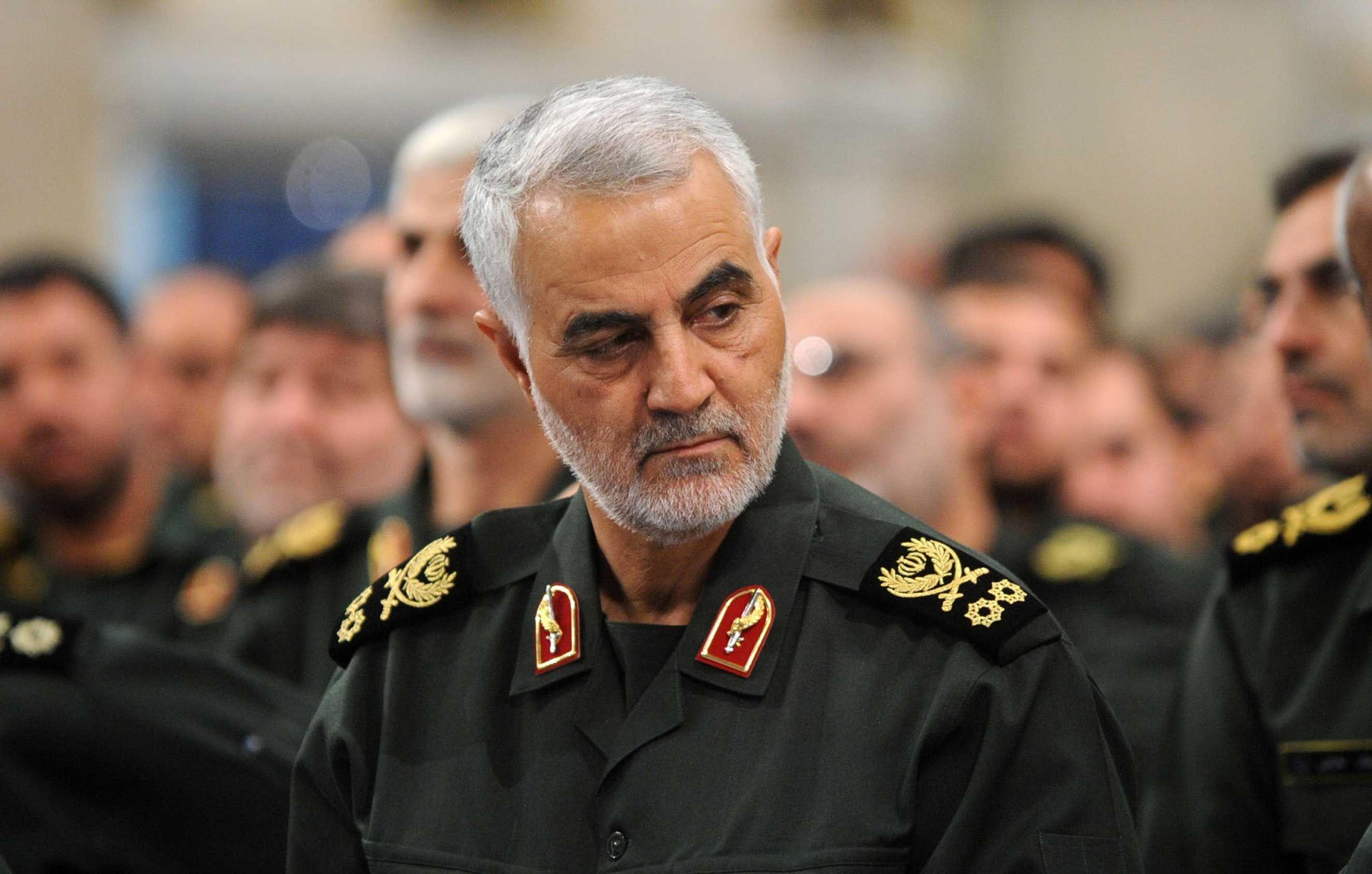 چه کسانی از خشنودی سردار ایرانی برآشفتند؟