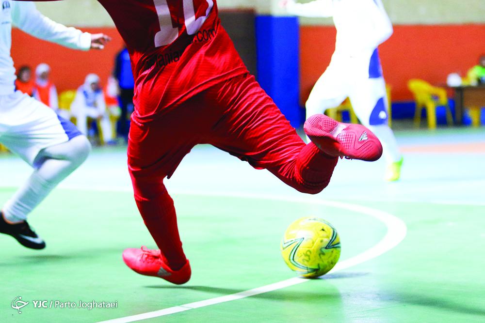 زاوه میزبان مسابقات کشوری لیگ دسته یک امید فوتسال پسران
