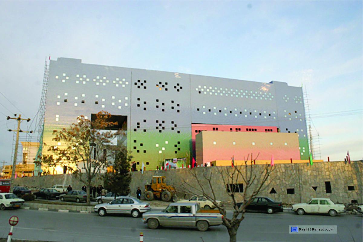 افتتاح کتابخانه مرکزی مشهد در چهلمین سال انقلاب اسلامی