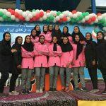 قهرمانی تیم طناب زنی دانشآموزان خراسان رضوی در رامسر