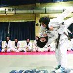 اولین دوره بازآموزی کاتای جودو بانوان در مشهد برگزار شد
