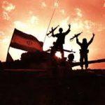 رمز پیروزی یک ملت در نبردی نابرابر
