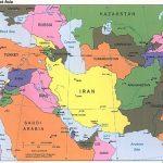 ایران و ۱۵ همسایه