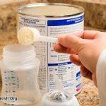 گمرک عامل گرانی شیرخشکهای رژیمی