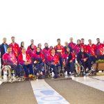 تجلیل از کاروان ورزشی خراسان رضوی در بازی های جاکارتا