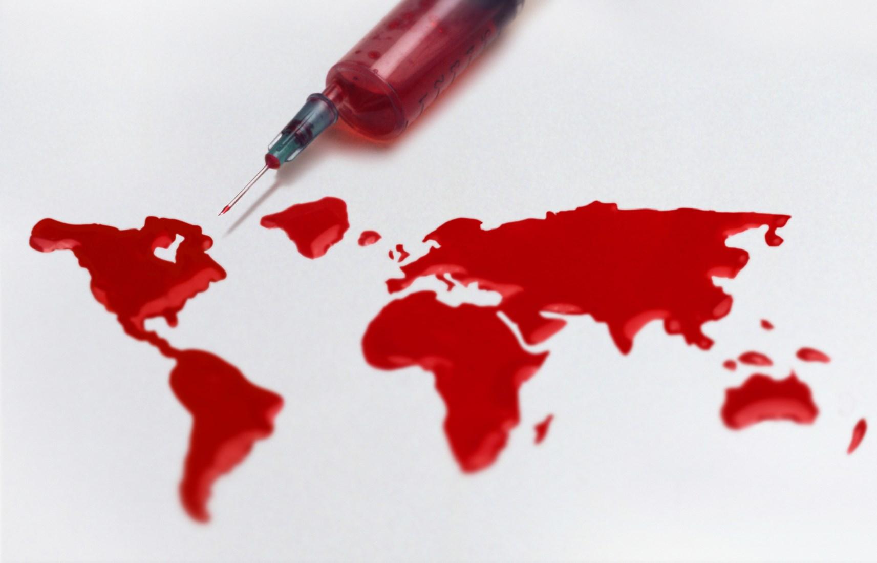 شاخ غول ترس از آزمایش ایدز را بشکنید