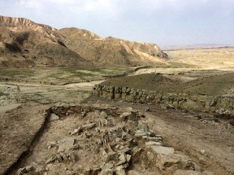گمانه زنی در محوطه تاریخی ۶ هزار ساله