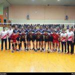 پیام خراسان و تلاش برای ارتقا در لیگ برتر والیبال