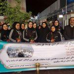 همایش بادی بالانس ویژه بانوان ورزشکار مشهدی برگزار شد
