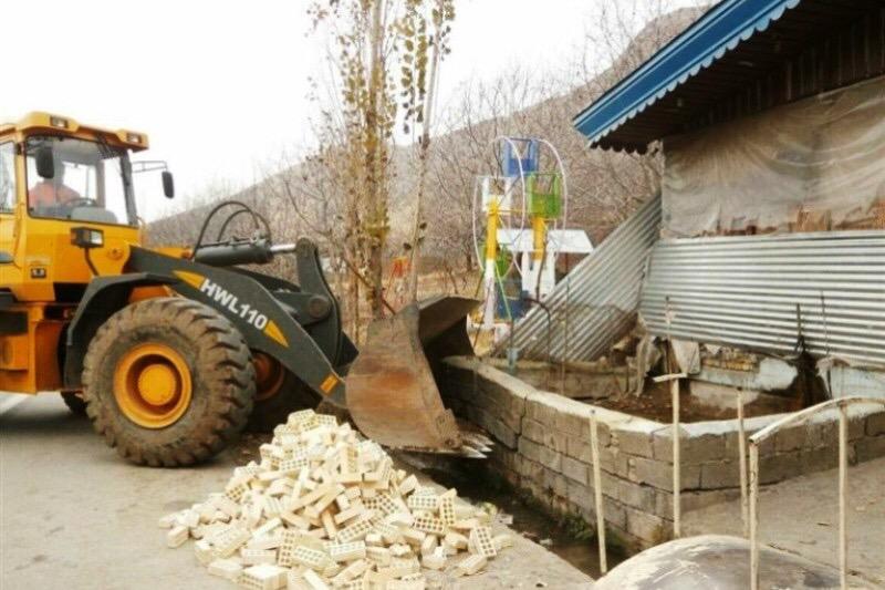نجات اراضی کشاورزی از زمین خواری