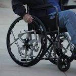 پای لنگ لوازم معلولان!